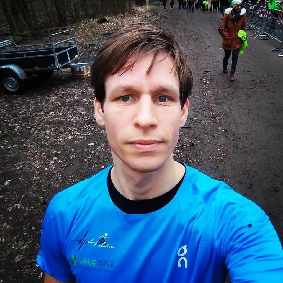 Trailrunner und Laufexperte bei LaufZeit
